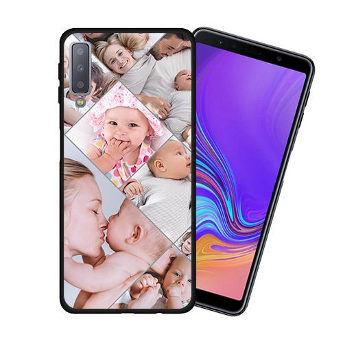 Custom for Galaxy A7 2018 Candy Case