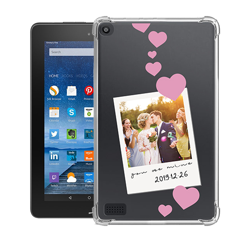 Custom Candy Case for Amazon Fire 7 Tablet