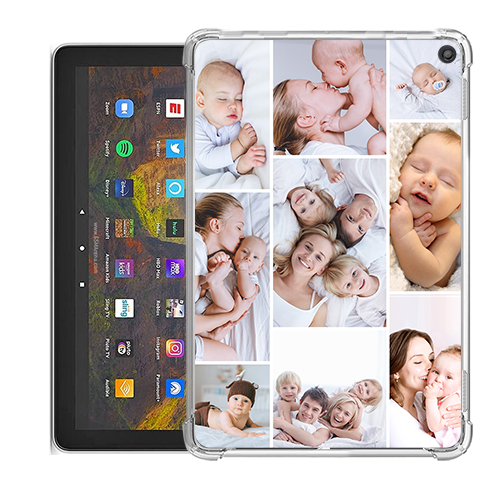 Custom Candy Case for Amazon Fire HD 10 & 10 Plus Tablet 2021
