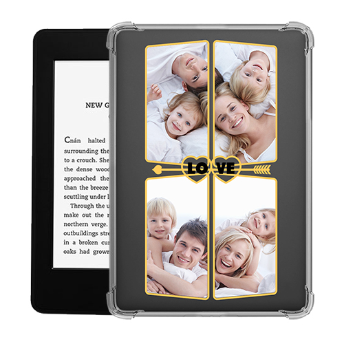 Custom Candy Case for Amazon Kindle Paperwhite 1/2/3