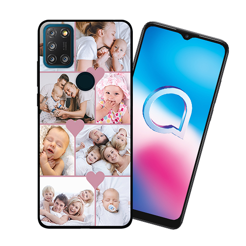 Custom for Alcatel 3X 2020 Candy Case