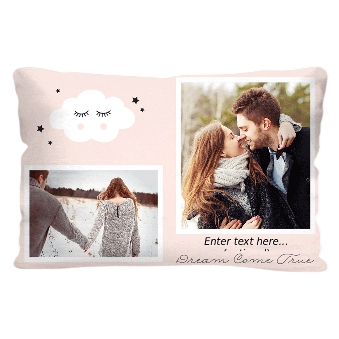 Custom Canvas Rectangular Pillow Cover