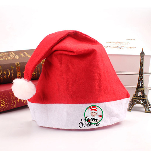 Custom Christmas Hat