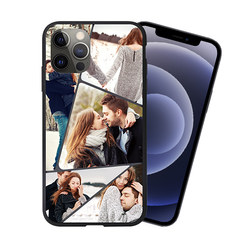 Custom for iPhone 12 Pro 3D Matte Case