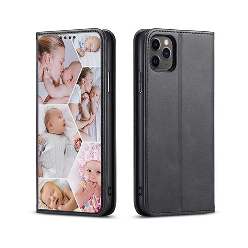 Custom for iPhone 12 Pro Flip Wallet Case
