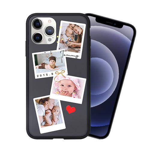 Custom for iPhone 12 Pro Max 3D Matte Case
