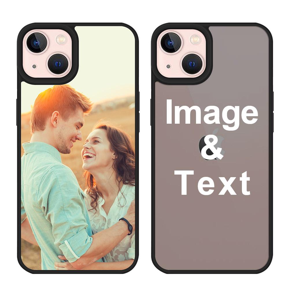 Custom for iPhone 13 3D Matte Case