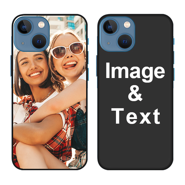 Custom for iPhone 13 Mini 3D Matte Case
