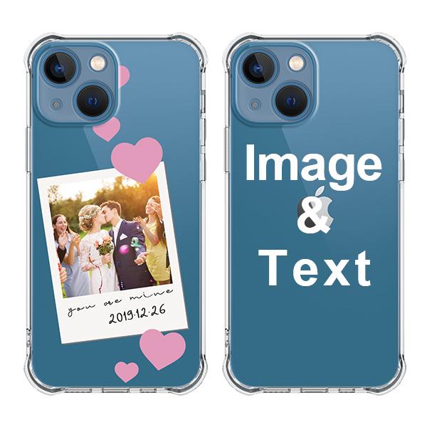 Custom for iPhone 13 Mini MagSafe Case