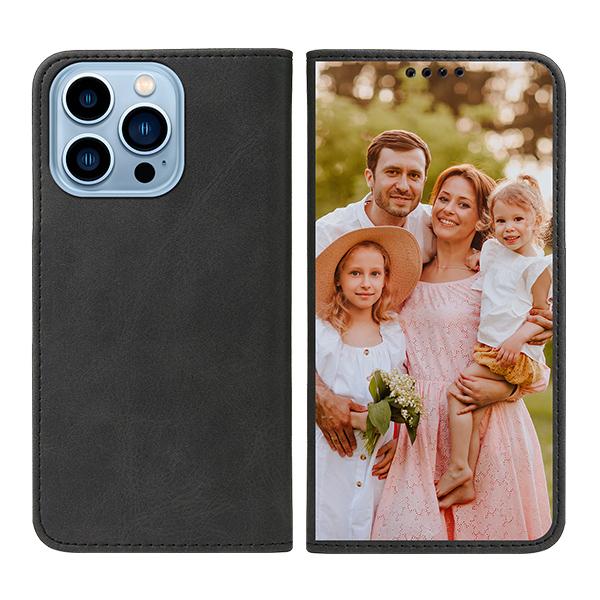 Custom for iPhone 13 Pro Flip Wallet Case