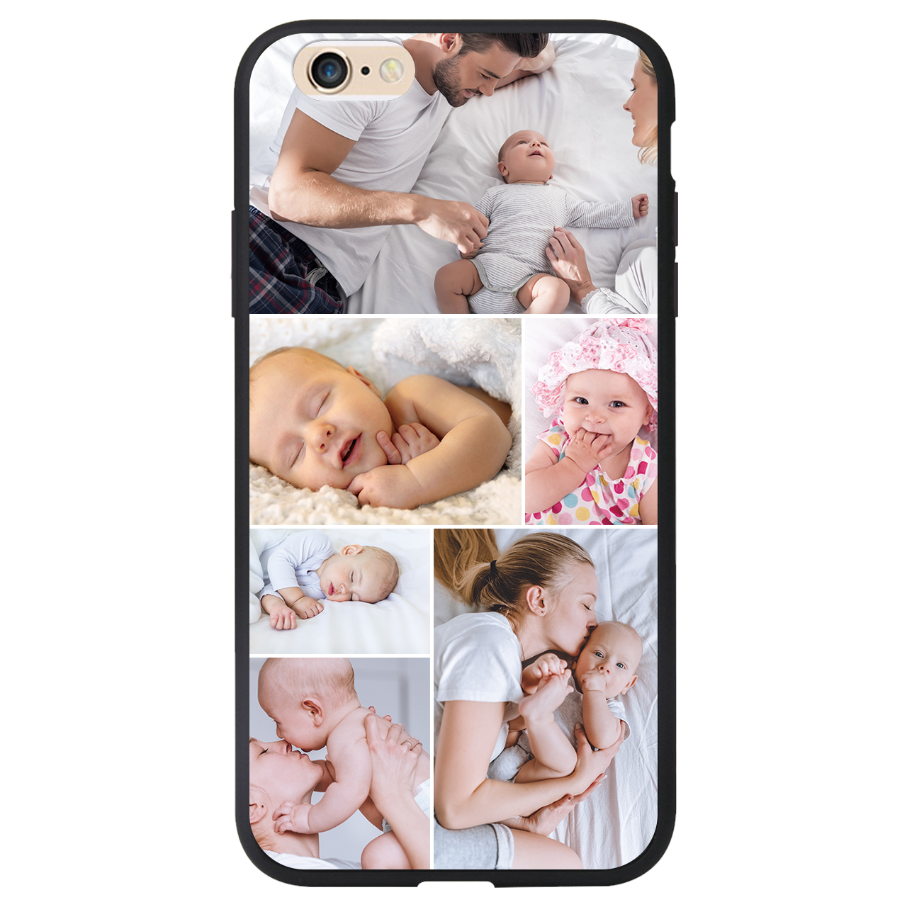 Custom for iPhone 6s Plus 3D Matte Case