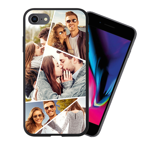 Custom for iPhone SE 2020 3D Matte Case