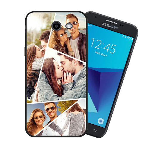 Custom for Galaxy J3 2017 USA Version Candy Case