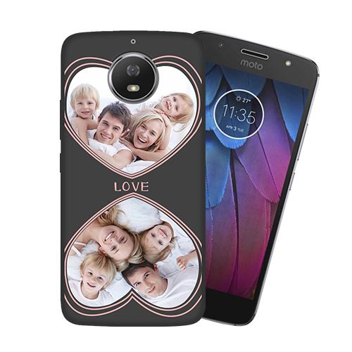Custom for Moto G5s Candy Case