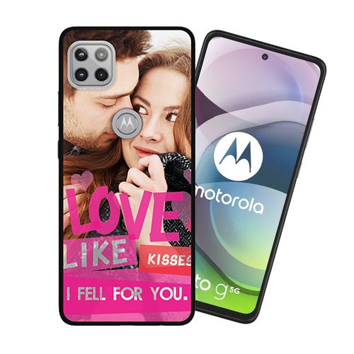 Custom for Moto One 5G Ace 2021 Candy Case