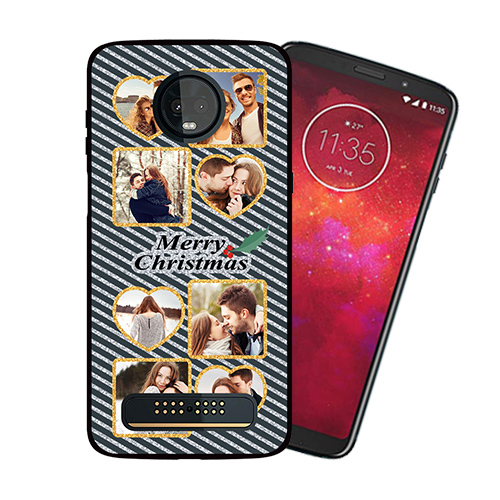 Custom for Moto Z3 Play Candy Case