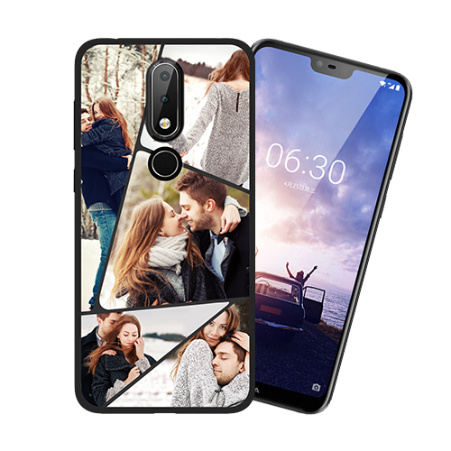 Custom for Nokia 6.1 Plus Candy Case