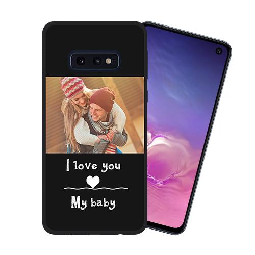 Custom for Galaxy S10e 3D Matte Case