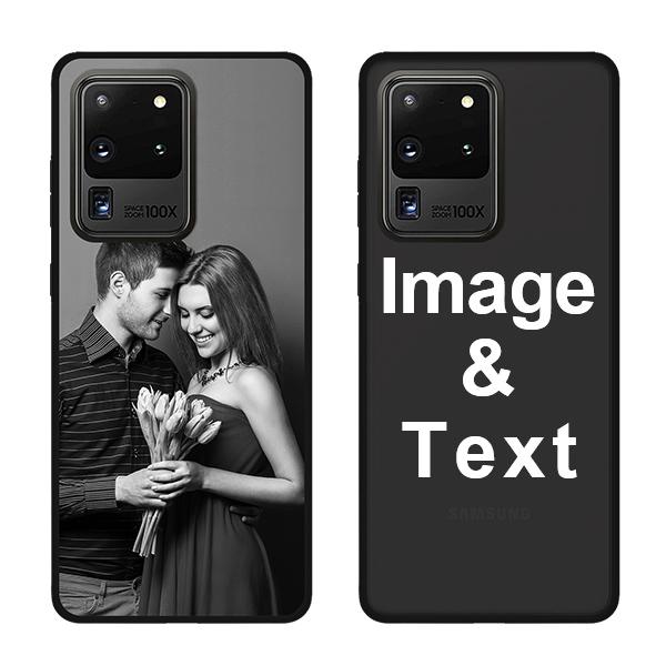 Custom for Galaxy S20 Ultra 3D Matte Case